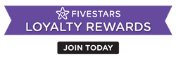 Fivestars Rewards Program