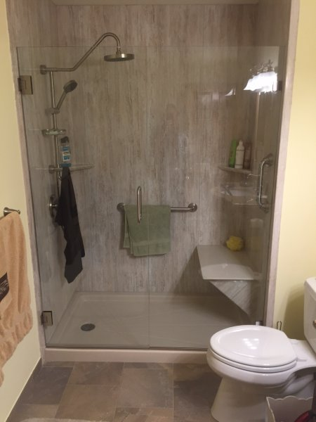 Shower Doors Enclosures Olathe Glass Co Custom Glass