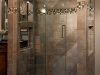 Serenity Bypass Heavy Glass Shower Door